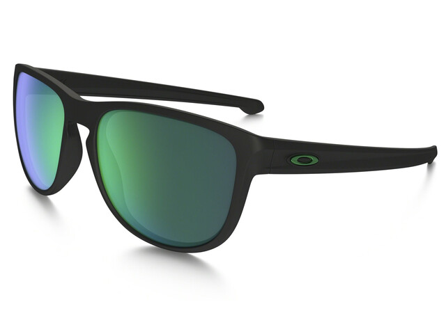 Oakley Sliver R matte black/jade iridium